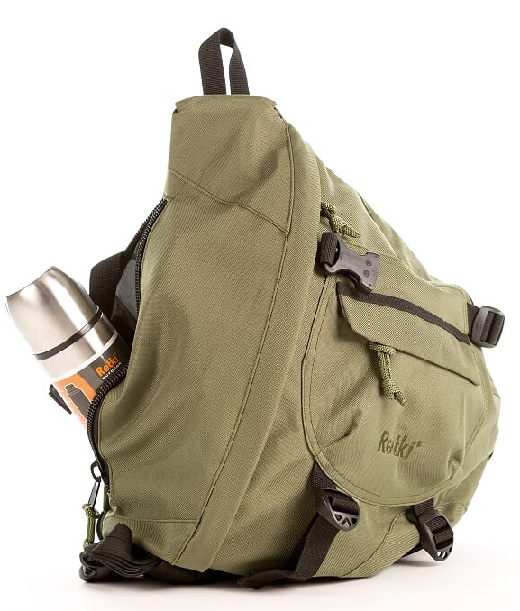 Classic Platoon backpack, olive
