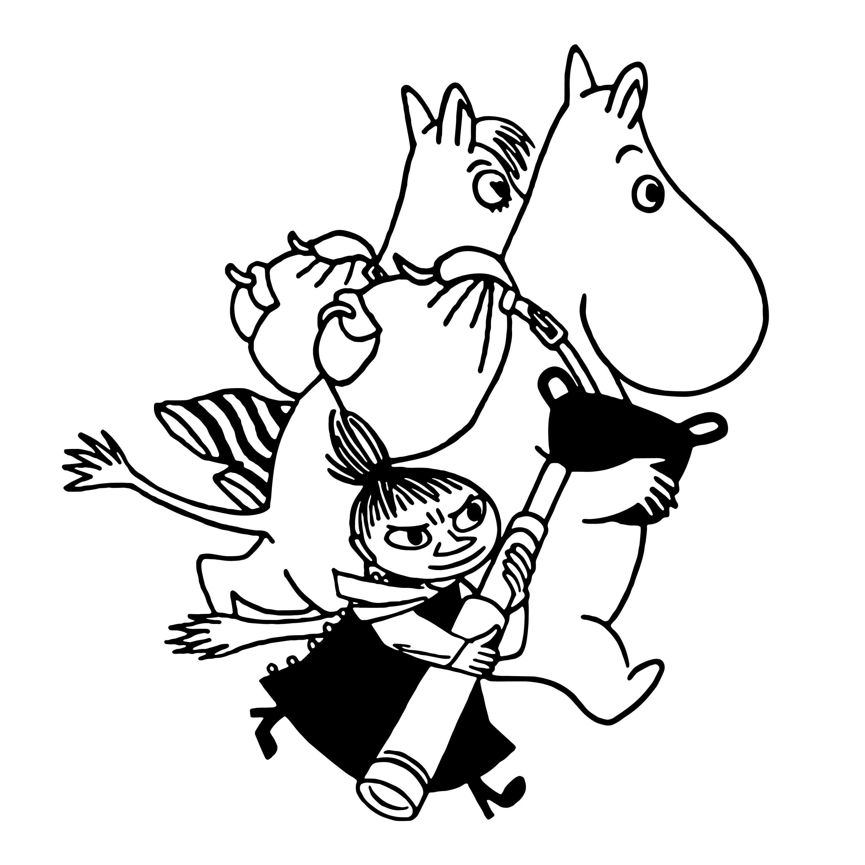 Moomin Adventure