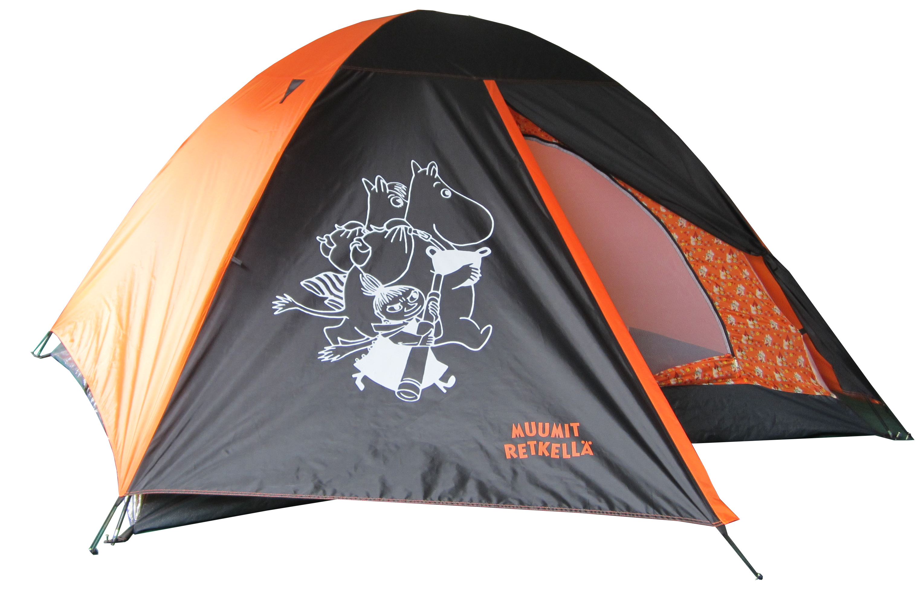 Moomin Adventure Moomin family tent