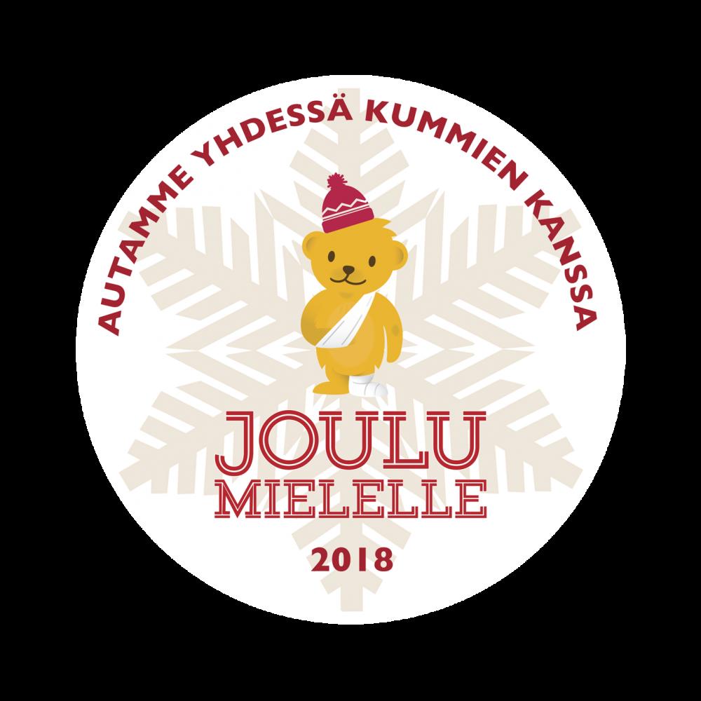 JouluMielelle 2018 - Retki Finland mukana tukemassa Kummien toimintaa